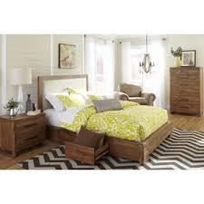 Mervine Platform Customizable Bedroom Set