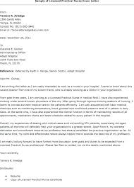 Free Cover Letter Templates For Resumes Best Sample Lvn Cover Letter Resume Directory
