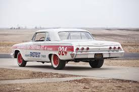 "Barn-Find'ish"" 1965 Chevrolet Impala NASCAR Restoration | Car ..."
