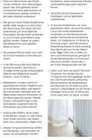 Tipps Zum Richtigen Lüften Und Heizen Davis Fotoliacom Pdf