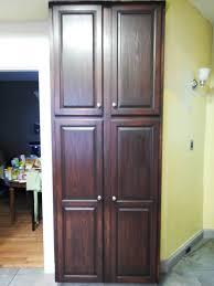 large storage cupboards freestanding pantry cupboard tall skinny cabinet oak kitchen armoire door narrow corner cabinets