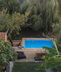 Comment Encastrer Sa Piscine Hors Sol Blog De Raviday