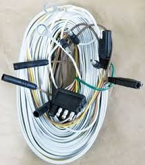 ez loader boat trailer parts store wire harness 29 w flat 4 plug picture of wire harness 29 w flat 4 plug painted trailer
