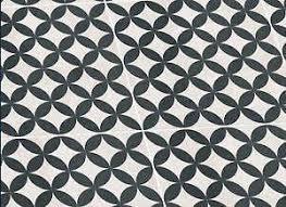 Black And White Pattern Tile Classy Black Floor Tiles EBay