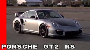 Porsche 911 GT2 RS - 997 - YouTube