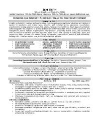 Sample Cosmetology Resume Beauteous Beautician Cosmetologist Resume Resume Examples Pinterest