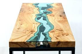 glass wood coffee table table 1 furniture cylina solid wood glass top round coffee table with