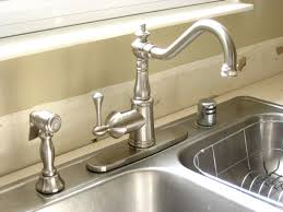 Picture 5 Of 50 Vintage Style Kitchen Faucets Inspirational Chrome