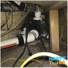jacuzzi pump repair