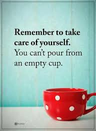 Take Care Of Yourself Quotes
