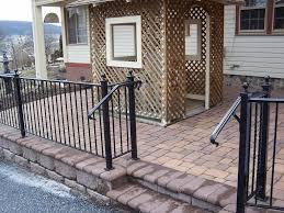 aluminum deck railings lowes. wire deck railing   balcony height porch ideas aluminum railings lowes