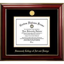 savannah college of art and design classic diploma frame scad  savannah college of art and design classic diploma frame