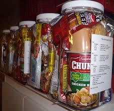 homemade 72 hour emergency food supply kits