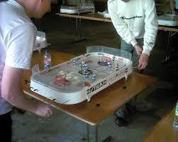 table hockey game. table hockey game
