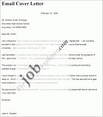 Writing Cover Letter For Resume How to Write Cover Letter for Resume In Email Adriangatton 35