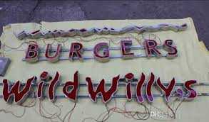 3d led illuminated letter signs acrylic sign letters illuminated 8 installation pattern paper 1 1 and wiring diagram