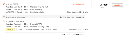 Aeroplan Chart Flight How To Maximize Aeroplan Miles