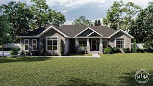 1 story traditional house plan stafford
