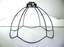 scallop bell lamp shade angrybirdsinfo
