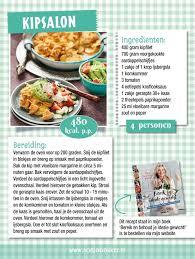 Kipsalon Sonja Recept Vlees In 2019 Gezond Eten Eten Recepten