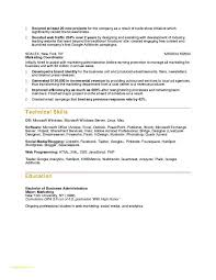 Sample Of Chronological Resume Format Or Research Papers Bowdoin