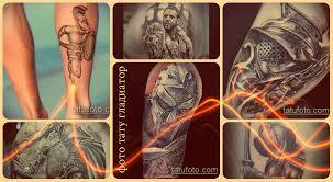 фото тату гладиатор интересные примеры самых удачных татуировок на фото