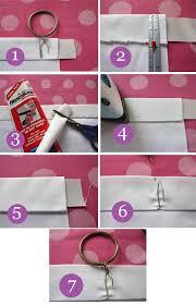 how to make a no sew header