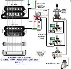 wiring page 5 Way Guitar Switch Diagram 2hb_1vol_2tone w ser_spl_pr copy gif (46050 bytes) guitar 5 way super switch wiring diagram