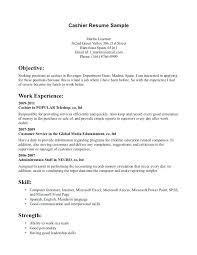 cashier job description resume sample to sample resume for cashier  supermarket cashier duties resume samples .
