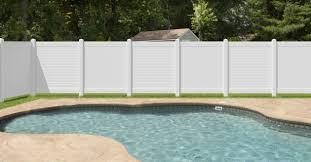 vinyl fence panels. Remarkable Vinyl Fence Panels Fencing The Home Depot 8 Ft C