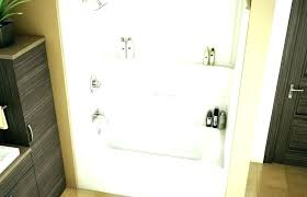 one piece tub shower units one piece tub shower unit replacing tub shower unit replacing one one piece tub shower units