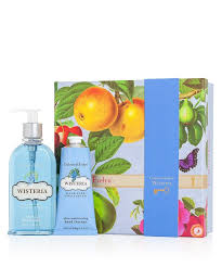 wisteria hand care gift set crabtree evelyn