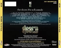 the doors the soft parade 16 cd