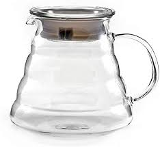 Vtg proctor silex morning maker 12 cup coffee maker coffeemaker white 42461. Amazon Com Hiware 600ml Coffee Server Standard Glass Coffee Carafe Coffee Pot Clear Coffee Servers