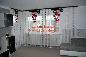 Gardinen Für Bodentiefe Fenster Wohnzimmer Design Von