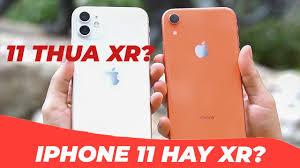 Nên lựa chọn iPhone Xr hay iPhone Xs trong năm 2020? - YouTube