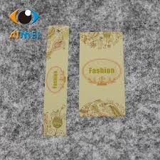 Clothing Tag Label Design Us 79 99 Free Design Free Shipping 500pcs Lot Customized Paper Hang Tag Clothing Swing Tag Labels Garment Bag Printed Tagsgt011 In Garment Tags