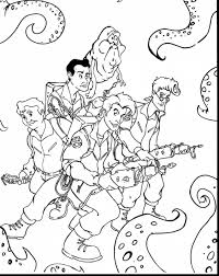 Small Picture Ghostbusters 3 Coloring Pages Coloring Pages