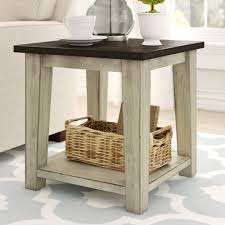 August Grove Yother End Table Reviews Wayfair