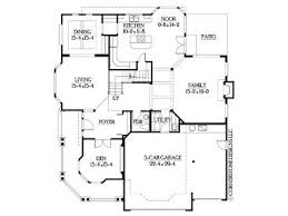 Plan H    Find Unique House Plans  Home Plans and Floor     st Floor Plan