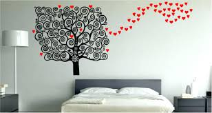 red tree wall decal grand custom name initial sports wall decals bedroom  wall stylish bedroom wall