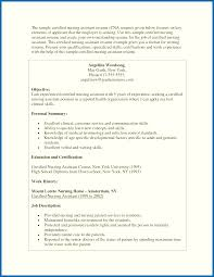 Amazing Resume Objectives For Nursing Jobs Ideas Documentation