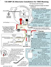 alt wiring diagram 3g alternator wiring question vintage mustang forums