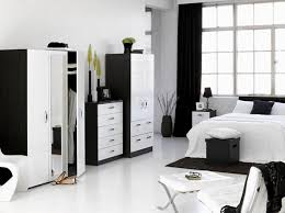 white room black furniture. White Room With Black Furniture Photo 4 I