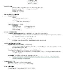 Make A Quick Resume How Aocou Info