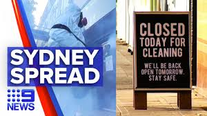 The new south wales ministry of health, branded nsw health, is a ministerial department of the new south wales government. Coronavirus Nsw Health Alert As Venues Across Sydney Close 9 News Australia Youtube