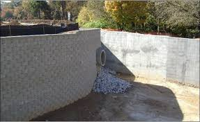 cast in place concrete retaining walls
