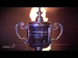 Fans slam 'ridiculous' trophy presentation at french open final. Silver Service The Making Of The U S Open Trophy Youtube