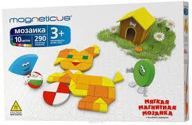 <b>Magneticus Мозаика 40 этюдов</b> MM-290 — купить в интернет ...