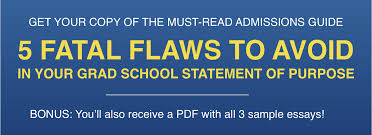 Grad School Essays Grad School Sample Essays
